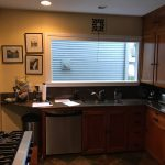 (Before Photo 2) Kitchen Remodel for Lake Washington Cabin