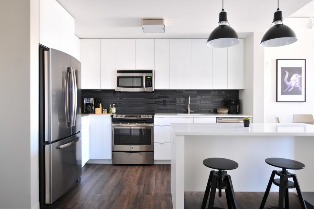 How to Design for a Small Kitchen Space